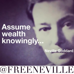 Neville Goddard Is My New Lifestyle!  Life is Amazing!