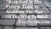 Free Neville Goddard Audio